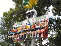 Quassy Amusement Park - Frog Hopper