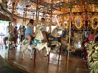 Quassy Amusement Park - Grand Carousel
