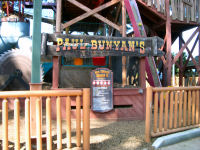 Six Flags New England - Paul Bunyan's Play Area