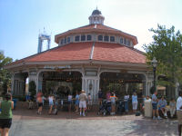 Six Flags New England - 1909 M.C. Illions Carousel