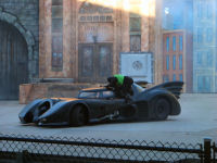 Six Flags New England - Batman Thrill Spectacular