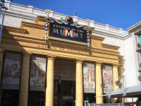 Universal Studios Florida - Revenge of the Mummy - The Ride