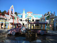 Universal Studios Florida - Curious George Goes to Town