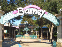 Universal Studios Florida - A Day in the Park with Barney