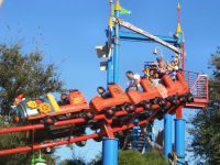 Universal Studios Florida - Woody Woodpecker's Nuthouse Coaster