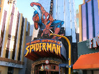 Universal's Island of Adventure - The Amazing Adventures of Spiderman