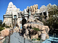 Universal's Island of Adventure - Poseidon's Fury