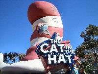 Universal's Island of Adventure - The Cat in the Hat