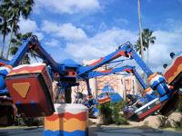 Busch Gardens Tampa Bay Sandstorm Attraction Ride Details Parkinfo2go