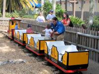 Busch Gardens Tampa Bay Kiddie Train Attraction Ride Details Parkinfo2go