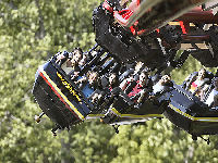 Busch Gardens Europe - The Big Bad Wolf