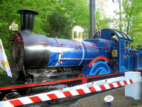 Busch Gardens Europe - Railroad