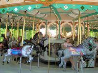 Busch Gardens Williamsburg Kinder Karussel Attraction Ride Details Parkinfo2go