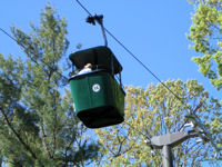 Busch Gardens Williamsburg Skyride Attraction Ride