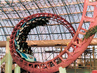 Adventuredome - Canyon Blaster