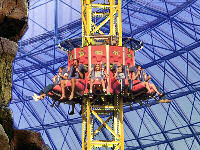 Adventuredome - Sling Shot