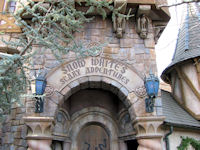 Disneyland - Snow White's Scary Adventures