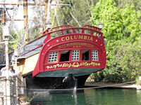 Disneyland - Sailing Ship Columbia