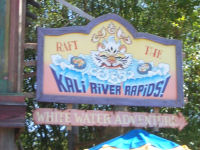 Walt Disney World's Animal Kingdom - Kali River Rapids