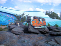 Walt Disney World's Epcot - The Seas with Nemo and Friends