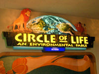 Walt Disney World's Epcot - Circle of Life