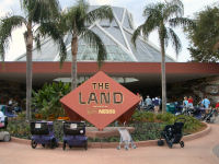 Walt Disney World's Epcot - Living with the Land
