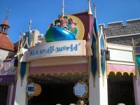 Walt Disney World's Magic Kingdom - It's a Small World