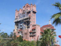 Walt Disney World's Hollywood Studios - The Twilight Zone Tower of Terror