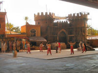 Walt Disney World's Hollywood Studios - Indiana Jones Epic Stunt Spectacular