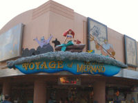 Walt Disney World's Hollywood Studios - Voyage of the Little Mermaid