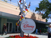 Walt Disney World's Hollywood Studios - The Magic of Disney Animation