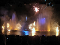 Walt Disney World's Hollywood Studios - Fantasmic!