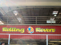 HersheyPark - Rolling Rovers