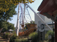 HersheyPark - Pirate