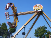 HersheyPark - The Claw