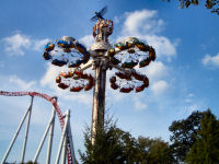 HersheyPark - Flying Falcon