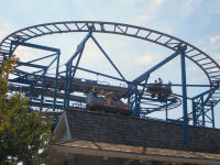 HersheyPark - Wild Mouse