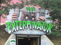 Kennywood Park - The Exterminator