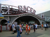 Kennywood Park - Racer