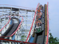 Kennywood Park - Thunderbolt