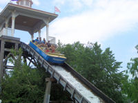 Kennywood Park - Pittsburg Plunge