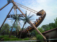 Kennywood Park - Pirate