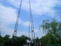 Kennywood Park - Skycoaster