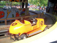 Kennywood Park - Auto Race