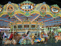 Kennywood Park - Merry-Go-Round