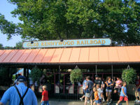 Kennywood Park - Olde Kennywood Railroad