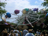 Kennywood Park - Paratrooper