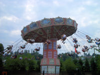 Kennywood Park - Wave Swinger