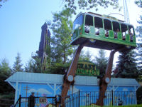 Kennywood Park - Crazy Trolley