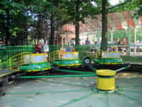 Kennywood Park - Turtle Chase